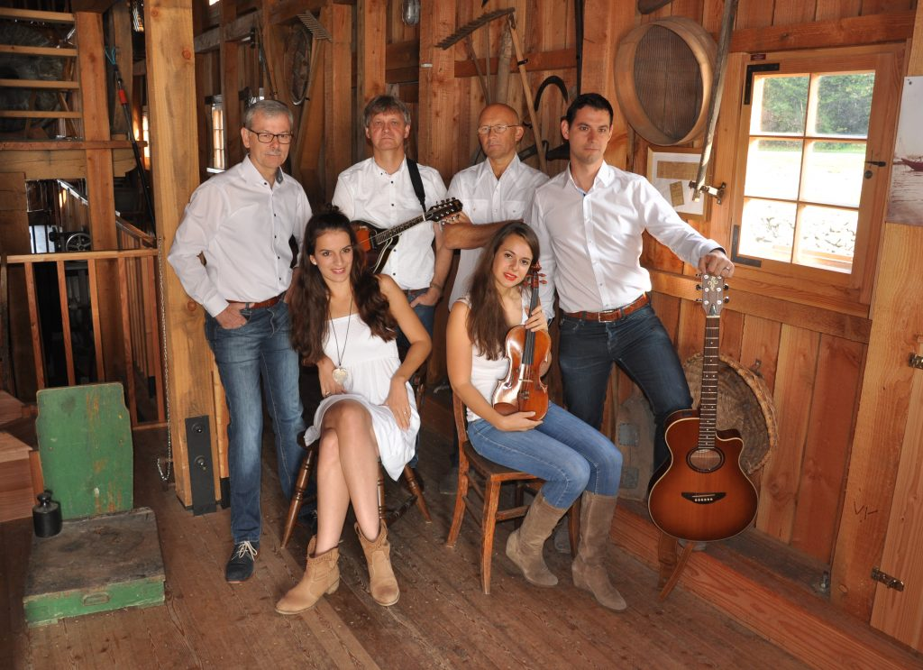 Die Purling Brooks Country Band